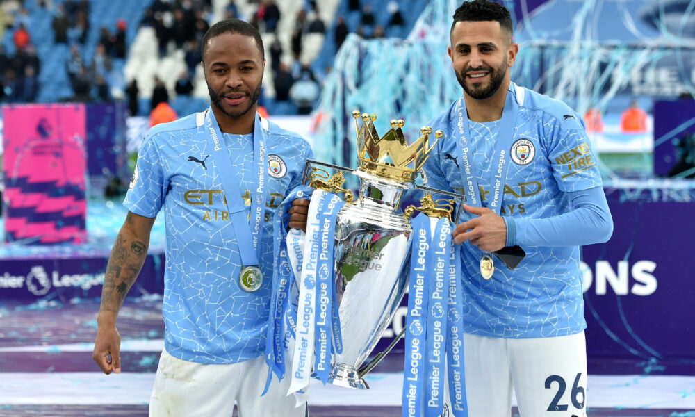 Champions League: Predicted Manchester City line-up (4-3-3 ...